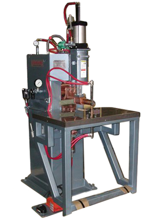 Press Type Spot Welder
